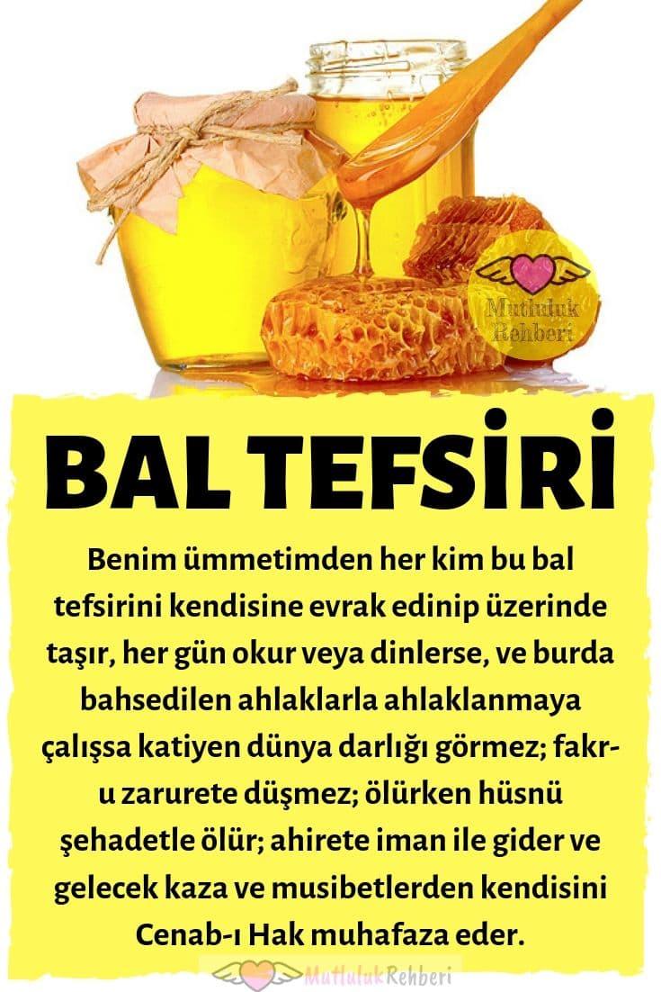 BAL TEFSİRİ